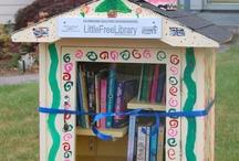 Little Free Library Project / by Rachel Knapton