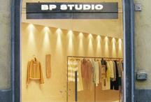 Florence, Italy boutique window / by BP Studio