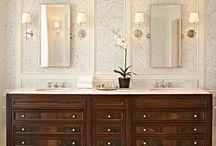 Bathrooms / by Design Line Interiors