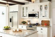 Bon Appetite  - Kitchens We Love / by Newmark Homes Houston Newmark