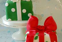 Christmas cakes / by marilu madrigal