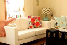 Living room / by Jennifer Langlois