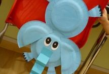 Crafts for kids / by Cassandra Magle