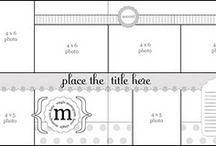 Scrapbook sketch layouts / by Angela Fooks-Logan