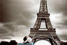 Je veux aller à Paris un jour... / Someday my dream will come true! PARIS... / by Illy Quiñones