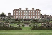 Cool British Estates & Houses / by Sabrina Jeffries