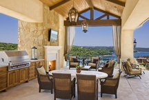 Patios and Porches / Outdoor Rooms / by Lana Hoover