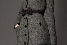 Coat / Polten / by Viktoriya Solovieva