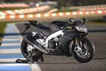 RSV4 R ABS - Estoril Race Track  / From its success in sbk, the maximum expression of technology applied to a supersport bike.   / by Aprilia Official