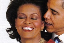 THE OBAMAS / A TRUE LOVE STORY / by Phyllis Jones