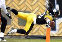 My TEAM!!!  STEELERS!!! / by Jeanette Houghton