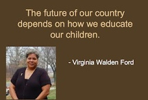 Education / by Concerned Women for America