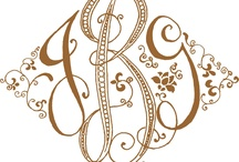 monogram / by Elaine Evans