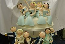 Wedding Cakes / by Angie Montale