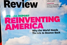 Harvard Business Review  / by Alcibiades Cortese