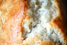 Bread, Pancake, Roll Recipies / by Melinda Morse
