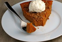 Sweet Potato Pies / Yummy Sweet Potato Pie recipes - sweet, savory and everything in between! / by North Carolina Sweet Potatoes