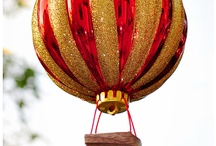 balloon / I love hot air balloons! / by Cheryl Schell
