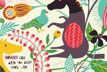 illustration / by Marike Hechter
