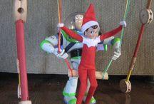 Elf on the Shelf / by Kelly Payne