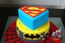 Birthday cakes / by Jessica Peck