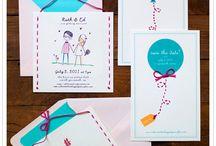 invitations / by analu montoya