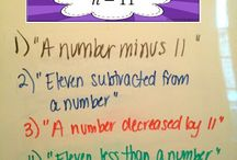 Math! / by Jill Bodling