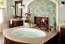 Luxurious Bathrooms / by Julie Meeks