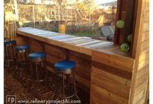 Pallet Ideas / by Kathleen Sipe Jones