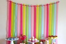 Party Ideas / by Elizabeth Gallagher Kennedy