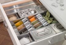 Kitchen Storage / by Michelle 'Russell' Forst