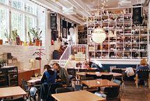 Cafe stuffs / by Lyndal Taylor
