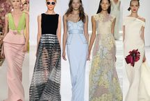 Fashion Week: Spring/Summer 2015 / Introducing #ThePoshCollection of #EventDesign concepts based on our favorite looks from Spring/Summer 2015 New York Fashion Week. #PoshAndPrivate / by Posh & Private Event Design