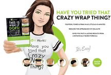 lose crazy weight / by Brittany Thornton