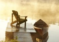 Lake house dreams (Yes! they came true!) / by Betty Schriver