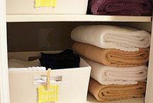 Organizing / by Bracy Moeller