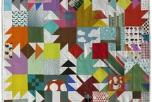 Quilts / by Linda Garfield