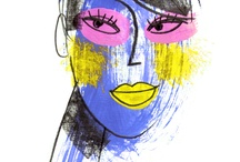 Fashion Illustration / by Helen Saluveer