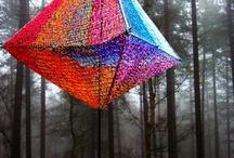 Art / textile / paper  / by AM A