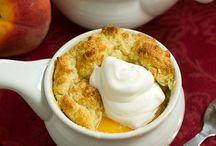 Cobblers, Crumbles, Crisps / Cobbler, crumble and crisp recipes / by Kate ~ FoodBabbles.com