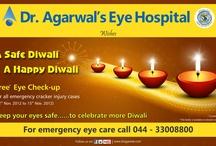 Diwali Wishes / by Dr-Agarwal's Eye Hospital