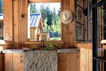 Cabin / by Amara Smallwood