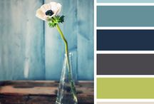 Color palette / by Sarah Broyles