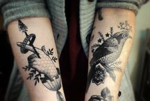 Inspiration Board: Ink / by Liz Nelums