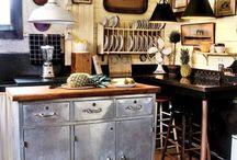 Kitchen / by Rachel Payne