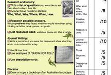 Classroom   Australian History / by Casey Lee