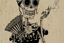 Dia De Los Muertos / by Melina Cardenas
