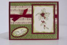 Cards/Stampin' Up / by Amber Arterburn