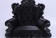 Chairs / by Jordan Fletcher