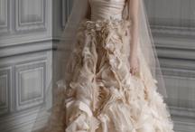 Wedding dresses / by Meredith Crunk